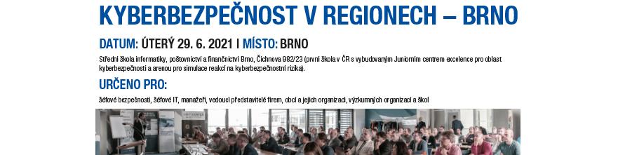 Kyberbezpečnost v regionech